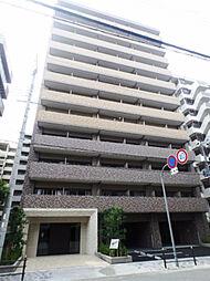 リッツ新大阪[8階]の外観
