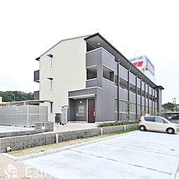 名古屋市営東山線 藤が丘駅 バス2分 井堀南下車 徒歩7分の賃貸アパート