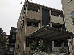 レフィナードソメイB棟[1階]の外観