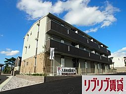 千葉県千葉市中央区都町の賃貸アパートの外観