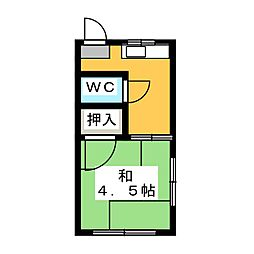 幕張駅 2.1万円