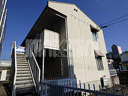 サニーハイツ[2階]の外観