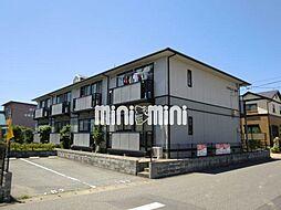 エクセレント熊野[2階]の外観