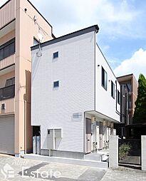 愛知県名古屋市北区山田町4丁目の賃貸アパートの外観
