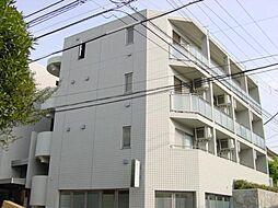 東京都練馬区関町北2丁目の賃貸マンションの外観