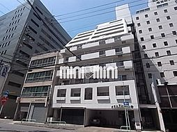 チサンマンション錦[5階]の外観