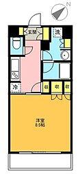 日神デュオステージ経堂[304号室]の間取り