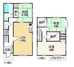 明石駅 1,800万円