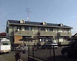 コートビレッジ昭島[202号室]の外観