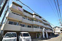 兵庫県神戸市灘区灘南通1丁目の賃貸マンションの外観