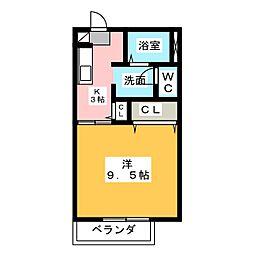 Rin[2階]の間取り
