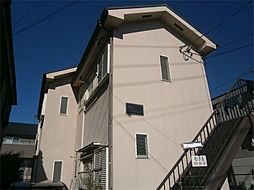 LIVEMUSASHI[2階]の外観