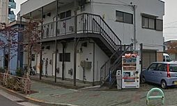 東京都江東区潮見1丁目の賃貸アパートの外観