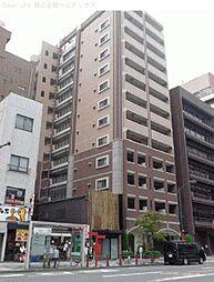 東京都台東区雷門の賃貸マンションの外観