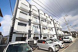 岡山県倉敷市大島丁目なしの賃貸マンションの外観