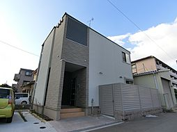 [一戸建] 大阪府茨木市蔵垣内3丁目 の賃貸【/】の外観