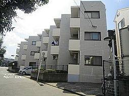 大倉山ビューハイツ[101号室]の外観