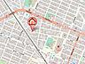 地図,1LDK,面積54.81m2,賃料5.5万円,バス 旭川電気軌道バス4の西4下車 徒歩3分,,北海道旭川市三条西4丁目2番5号