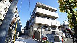 神奈川県川崎市宮前区有馬3丁目の賃貸アパートの外観