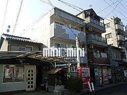 エスポワール松田[2階]の外観