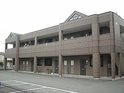 兵庫県姫路市飾磨区構2丁目の賃貸アパートの外観