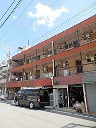 花谷マンション[3階]の外観