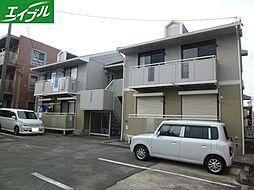 三重県四日市市ときわ3丁目の賃貸マンションの外観