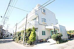 神奈川県相模原市中央区並木1丁目の賃貸マンションの外観