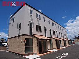 福岡県糸島市浦志2丁目の賃貸アパートの外観