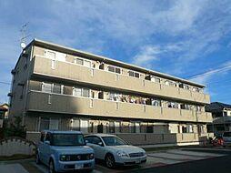 グランドソレイユB棟[305号室号室]の外観