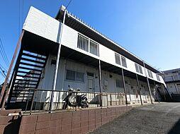 千葉県佐倉市大崎台3丁目の賃貸アパートの外観