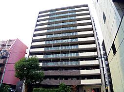 大阪府大阪市東成区中道1丁目の賃貸マンションの外観