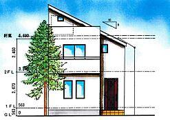 お好きなハウスメーカー様で建設頂けます。参考プラン多数ございます。