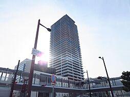 プラウドタワー明石[8階]の外観