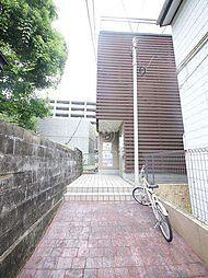 [テラスハウス] 福岡県福岡市中央区平尾 の賃貸【/】の外観
