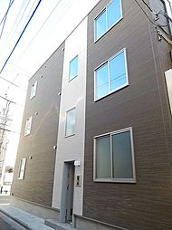 ロータスガーデン住吉[2階]の外観