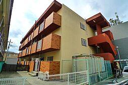 ワンズコア新松戸2[2階]の外観