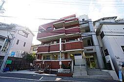 アビタシオン千里[1階]の外観