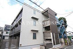 東京都葛飾区柴又5丁目の賃貸マンションの外観