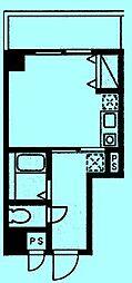 アイルイン武蔵新城[3階]の間取り