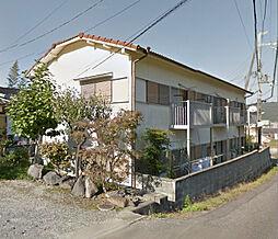 滋賀県湖南市平松の賃貸アパートの外観