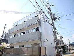 兵庫県宝塚市逆瀬川1丁目の賃貸アパートの外観
