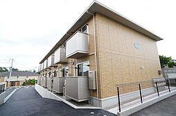 JR磐越西線 郡山富田駅 徒歩15分の賃貸アパート
