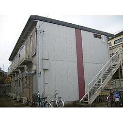 プチコーポ藤崎[201号室]の外観