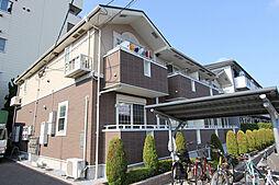 プリムローズ徳力新町B[1階]の外観