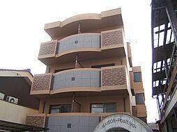 京都府京都市伏見区京町南8丁目の賃貸マンションの外観