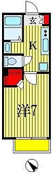 西千葉駅 5.0万円