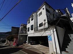 兵庫県神戸市長田区鶯町3丁目の賃貸アパートの外観