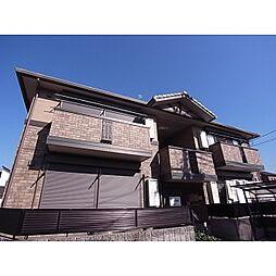 奈良県桜井市東新堂の賃貸アパートの外観