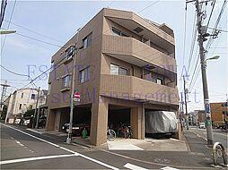 東京都世田谷区中町3丁目の賃貸マンションの外観